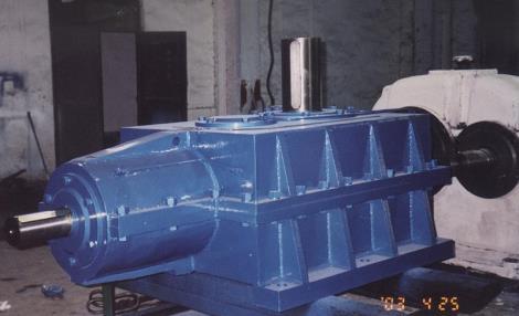 造纸机械专用减速箱