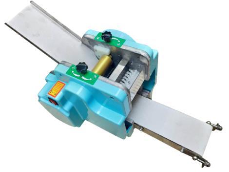 饺子皮机器换模具