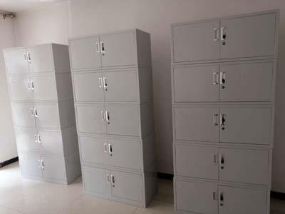 分体五节文件柜