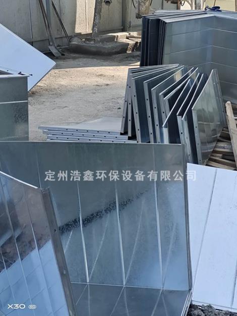 镀锌矩形风管