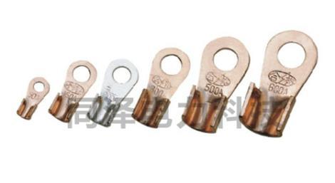 铜开口接线铜端子