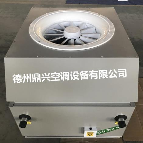 高大空间循环供热机组的优点及缺点
