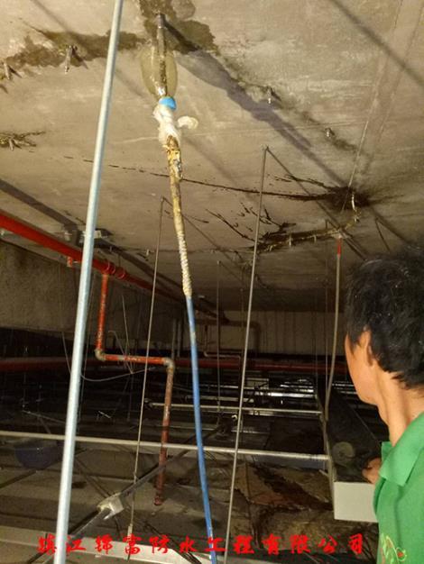 鎮江地下室防水