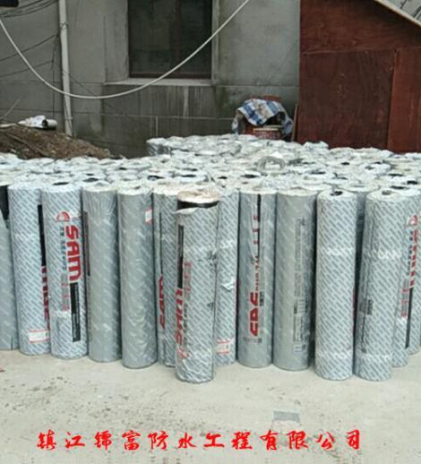 鎮江揚中防水工程