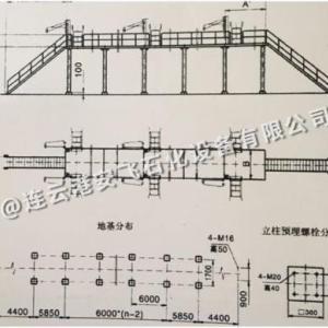 組裝式棧橋