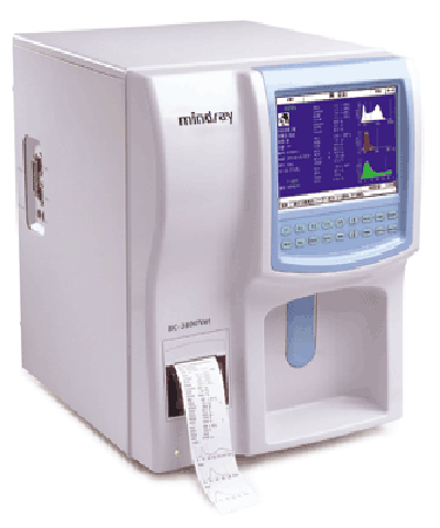 JDAT-860009全自动动物血液细胞分析仪(BC-2800 Vet)