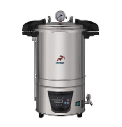 JDAT-860030手提式压力蒸汽灭菌器(DSX-280B 18L)
