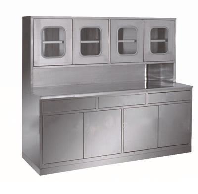 JDAT-866103 双层组合器械柜