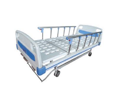 JDMT-860301 ABS床头三摇护理床(中控轮)