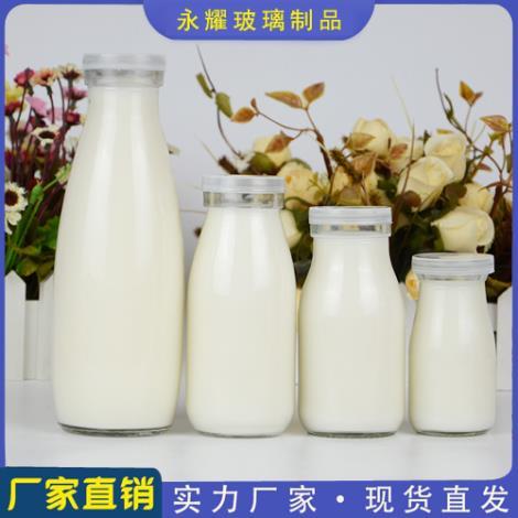 酸奶瓶加工