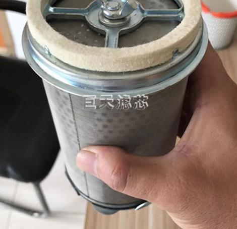 Y型管道分流過濾器濾芯廠家