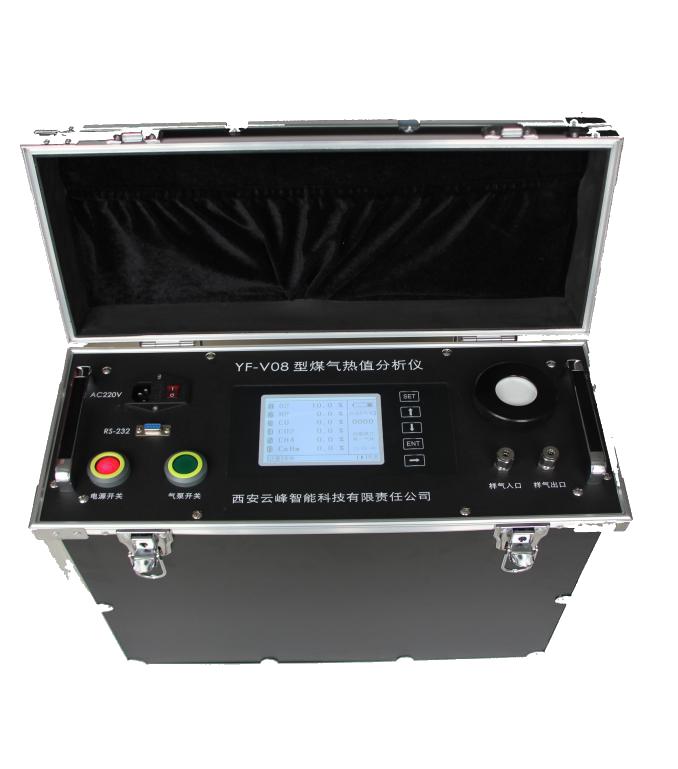 XLO-V08煤氣熱值分析儀