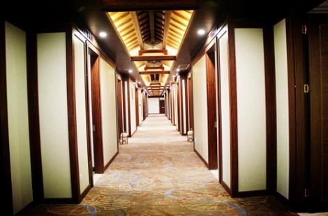 酒店室内装