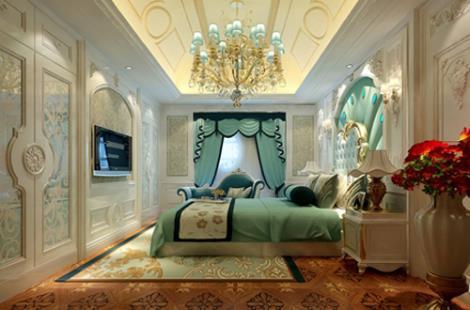 酒店室内家装