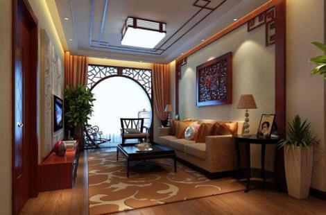 新中式风格家装