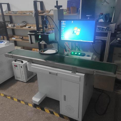視覺自動化打標機