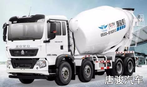 混凝土攪拌運輸車供貨商