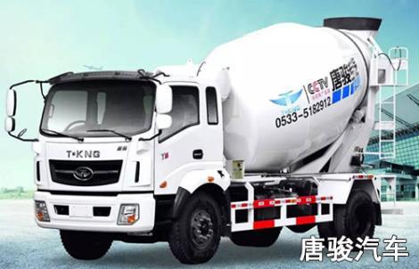 混凝土攪拌運輸車生產商