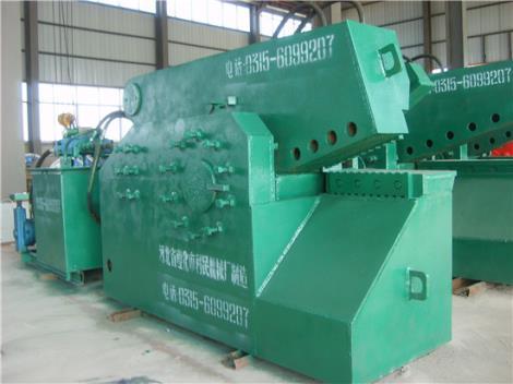 鳄鱼式剪切机生产轻薄铁剪切机