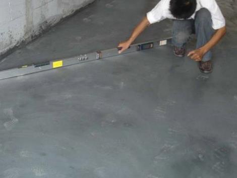 地板底层工艺