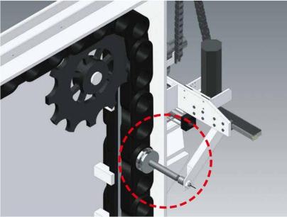 ATC侧刀具破损检测装置(选配)