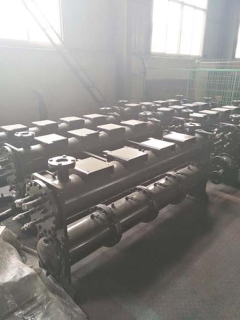 多系統蒸發器冷凝器