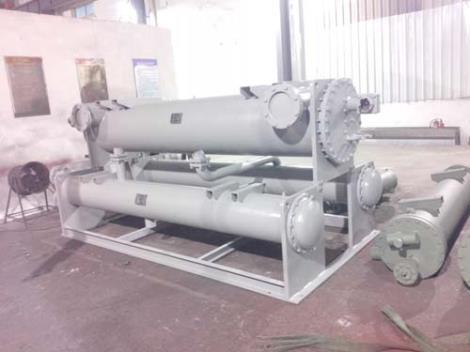 雙系統蒸發器冷凝器