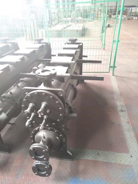 四系統蒸發器冷凝器機組