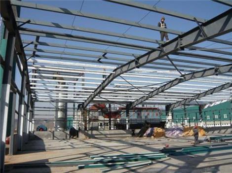 鋼結構廠房設計建造