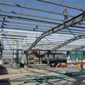钢结构工程定制
