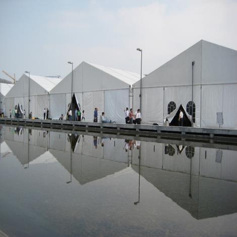 營口車展篷房、營口大型篷房、營口篷房