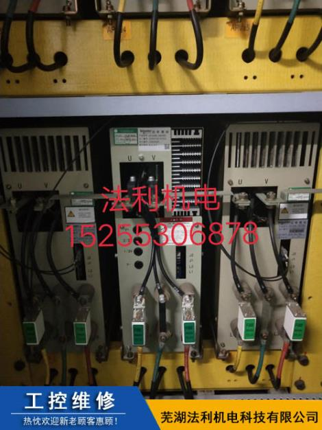 施耐德高压变频器单元模块维修
