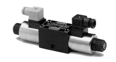 Parker派克D1DW系列5油腔電磁換向閥