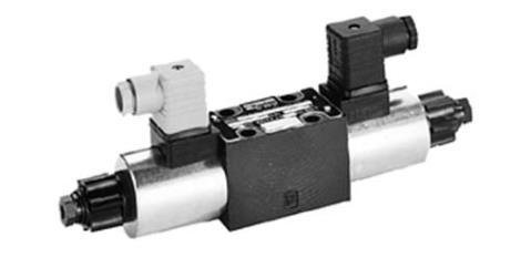 Parker派克D1VW系列柔和換向式電磁換向閥