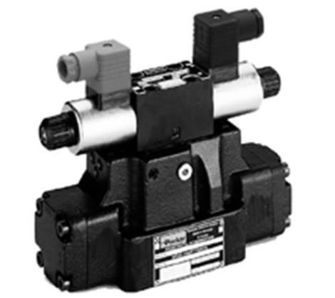 Parker派克D3/D4/D8/D9/D11系列先導式電磁換向閥