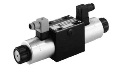 Parker派克D3W系列3油腔電動式換向閥