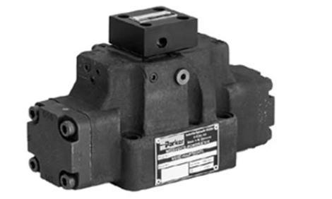 Parker派克D4P/D9P/D11P系列液動式換向閥