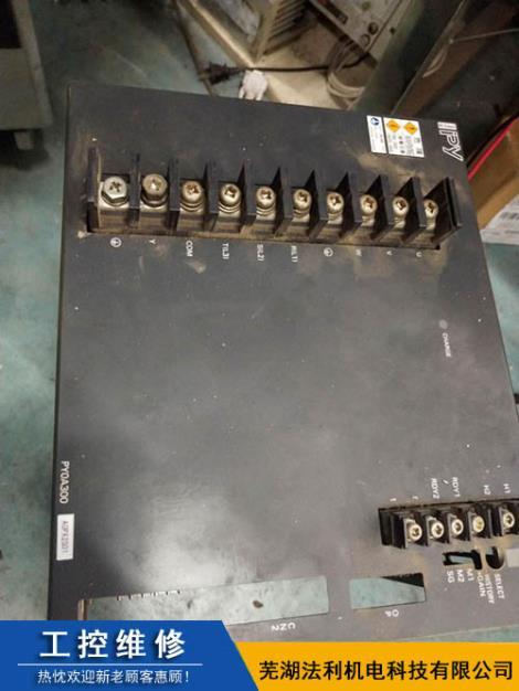 三洋伺服驱动器维修