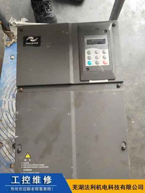 汇川IS300系列注塑机驱动器维修