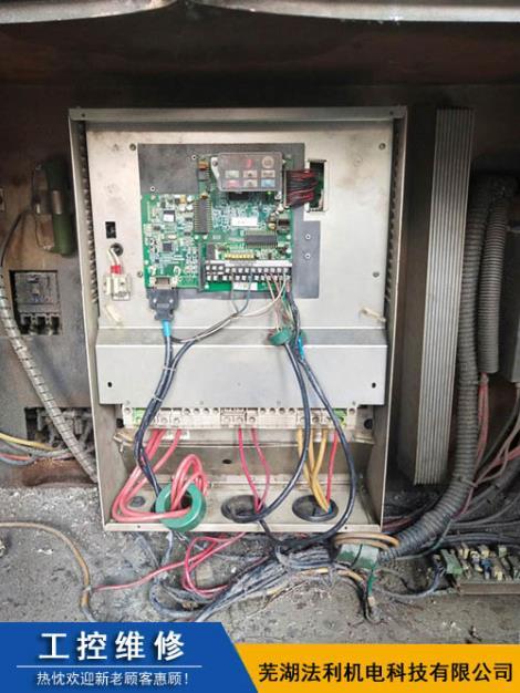 台达注塑机驱动器维修