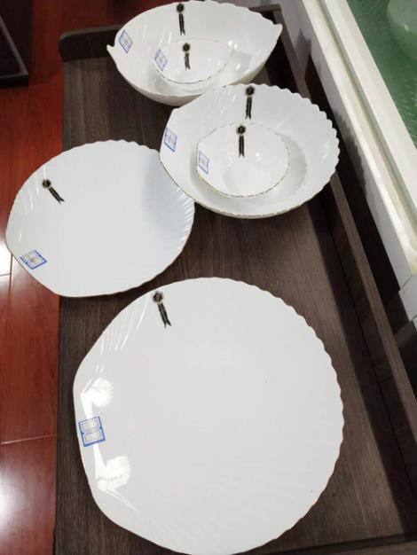 乳白玻璃器皿生產線設計