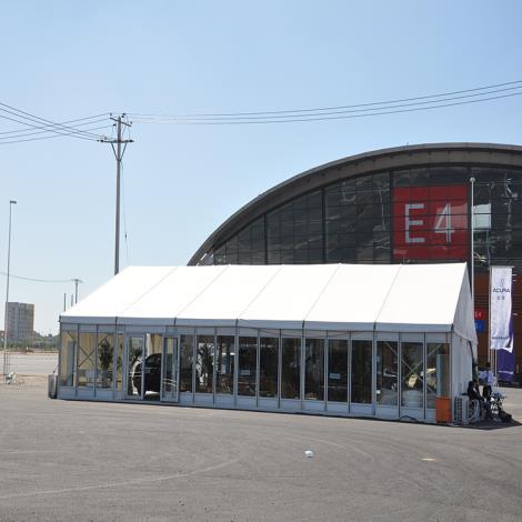 錦州大型篷房、玻璃墻篷房、錦州活動篷房
