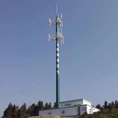 单管美化塔