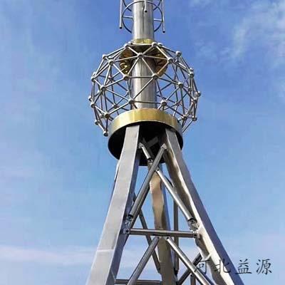 楼顶工艺塔