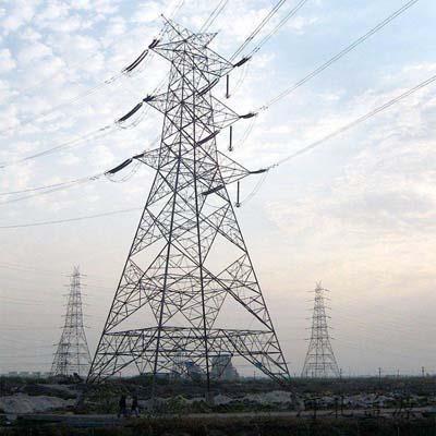 高压输电线路塔