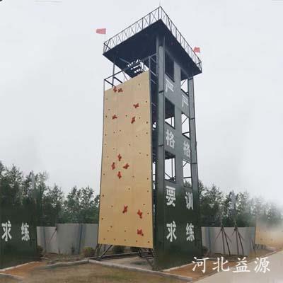部队训练塔