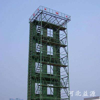 迷彩训练塔