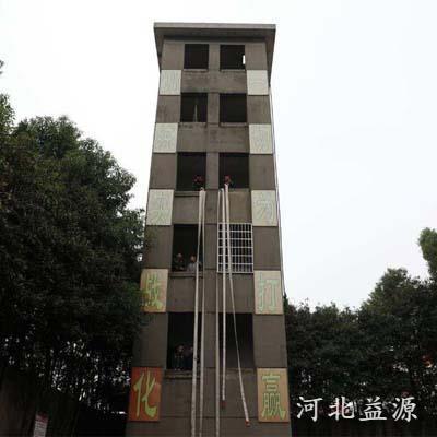 武警训练塔