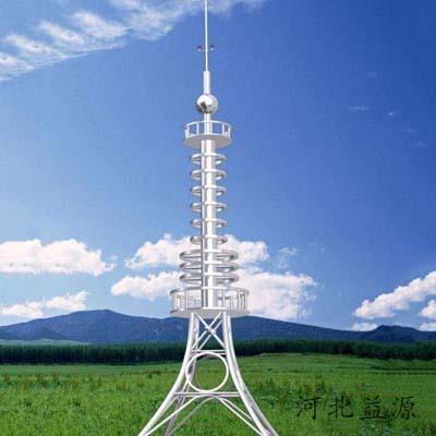 楼顶工艺装饰塔