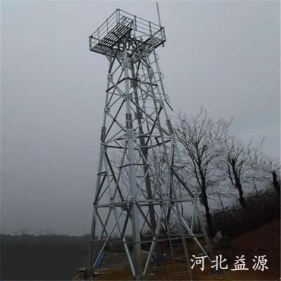 拉线信号塔